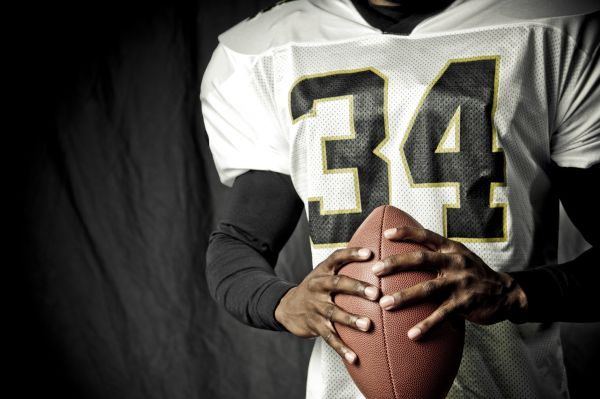 Insurance for professional football player