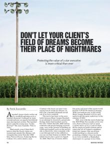 Field of Dreams Article
